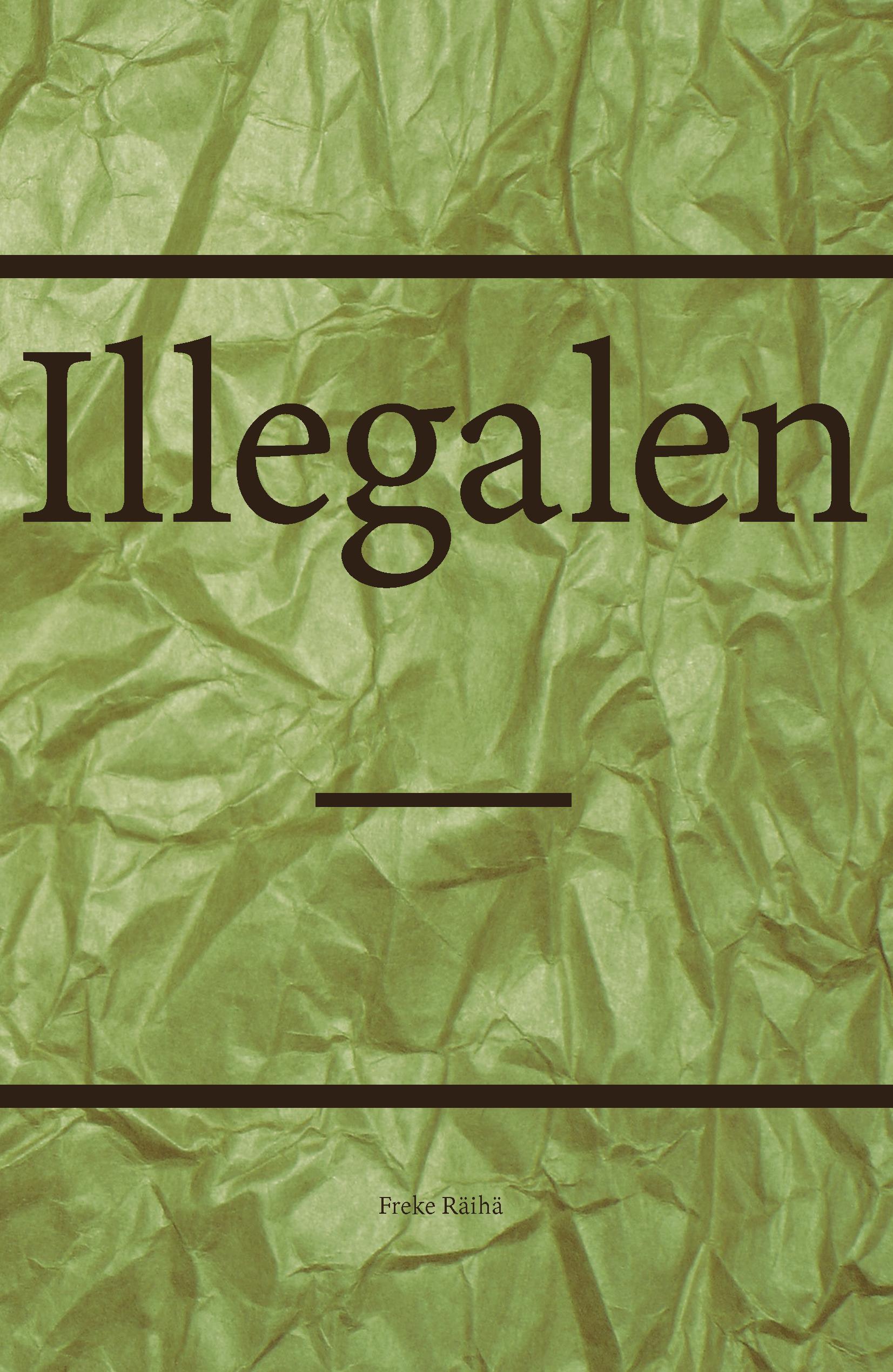 Illegalen Cover